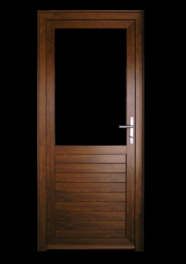 F brica de aberturas puerta pvc pvc puertas for Puertas de pvc para exterior
