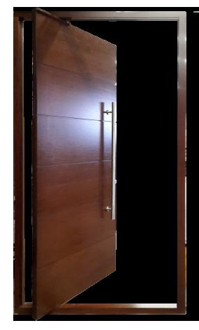 zoom - Puerta Pivotante