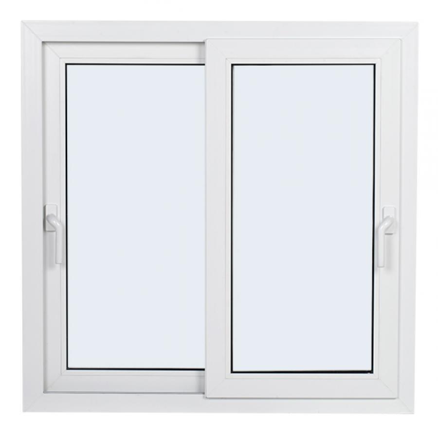 F brica de aberturas ventana corrediza de pvc pvc ventanas for Ventana balcon medidas